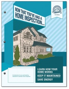 Now That You Have Had a Home Inspection…